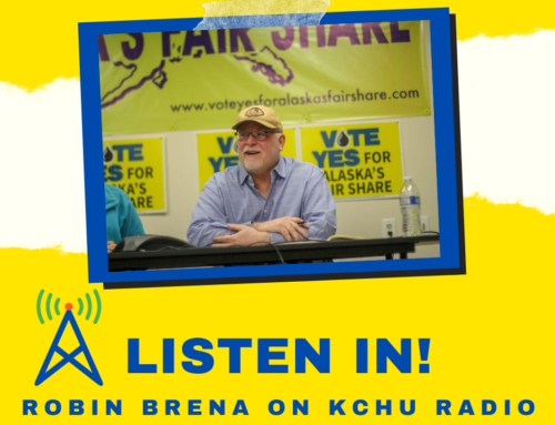Robin Brena On KCHU